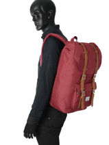 Backpack Little America 1 Compartment + 15