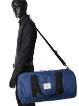 Travel Bag Supply Herschel Blue supply 10023-vue-porte