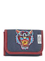 Wallet Jeune premier Blue bagage P16