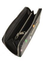 Wallet Sonia rykiel Multicolor multico lips 2488-6-vue-porte
