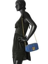 Shoulder Bag Copain Sonia rykiel Blue copain 8270-31-vue-porte
