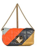 Shoulder Bag Copain Leather Sonia rykiel Blue copain 8270-43
