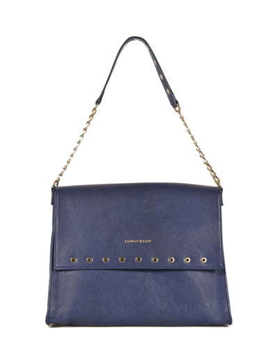 Longchamp Paris Rocks Hobo bag Blue
