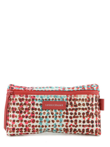 Longchamp Clutch Red