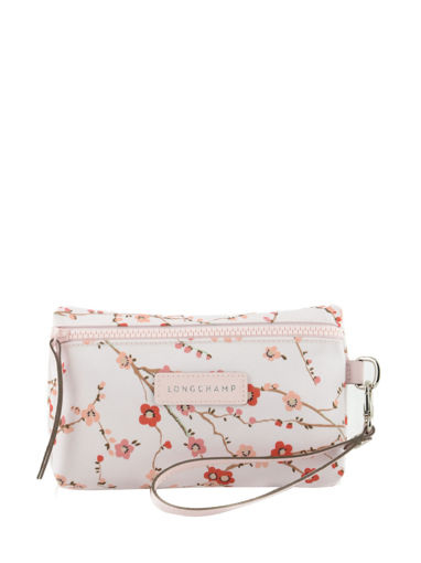 Longchamp Clutch / cosmetic case Pink