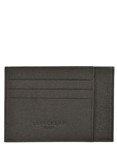 Longchamp Bill case / card case Black
