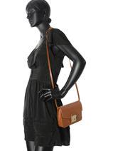 Shoulder Bag Metropolis Leather Furla Brown metropolis EP0-BKA1-vue-porte