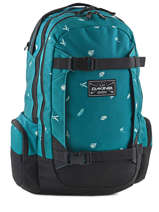 Backpack 1 Compartment + 15'' Pc Dakine Blue snowpacks 1000-761