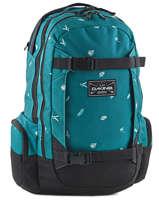 Sac à Dos 1 Compartiment + Pc 15'' Dakine Bleu snowpacks 1000-761