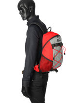 Backpack 1 Compartment Dakine Red street packs 8130-060-vue-porte