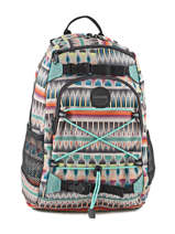 Backpack 1 Compartment Dakine Multicolor girl packs 8210-105
