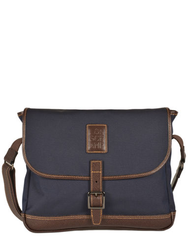 Longchamp Boxford Briefcase Blue