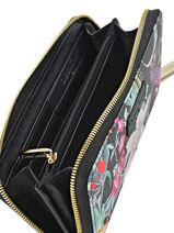 Wallet Christian lacroix Multicolor amatista MCL6896-vue-porte