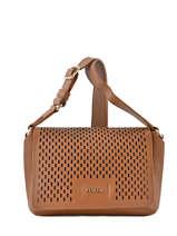 Shoulder Bag Capriccio Leather Furla Brown capriccio LN2-BKG1