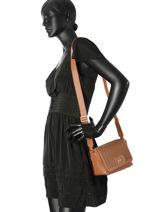 Shoulder Bag Capriccio Leather Furla Brown capriccio LN2-BKG1-vue-porte