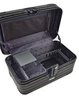 Beauty Case Rigide Rimowa Noir topas stealth 92038010-vue-porte