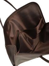 Longchamp Serviette Noir-vue-porte