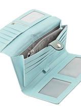 Continental Wallet Miniprix Green W1218-vue-porte