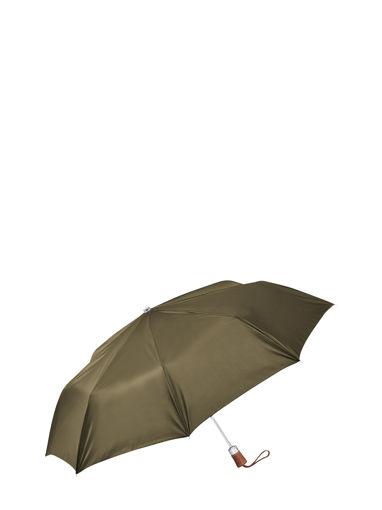 Longchamp Le Pliage Losange Umbrella Green