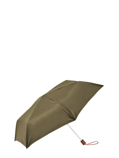 Longchamp Le pliage Umbrella Green