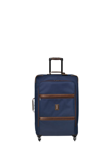 Longchamp Boxford Suitcase with wheels Blue