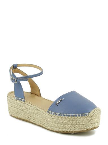 Longchamp Chaussures femme Bleu