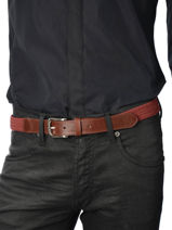 Belt Katana Red atlanta C0018-vue-porte