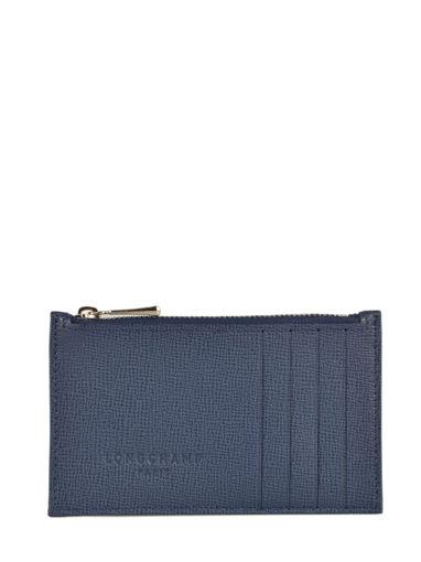 Longchamp Coin purse Blue