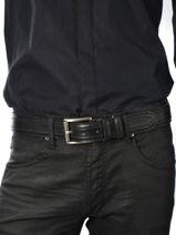Belt Adjustable Katana Black atlanta C0020-vue-porte