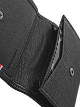 Porte-cartes Cuir Etrier Noir oil 790016-vue-porte