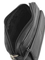 Messenger Bag Francinel Black london city 652028-vue-porte