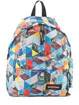 Backpack 1 Compartment A4 Eastpak Multicolor pbg authentic PBGK620
