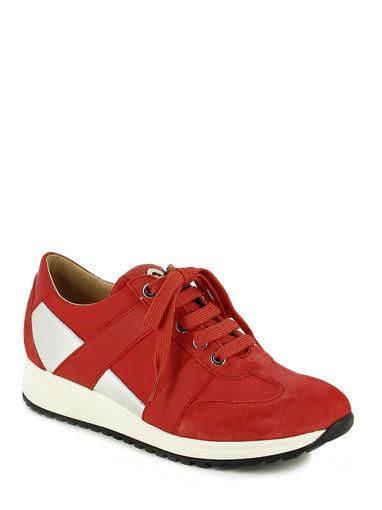 Longchamp Le pliage neo Chaussures femme Rouge