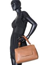Doctor Bag Capriccio Leather Furla Brown capriccio LN2-BKH7-vue-porte