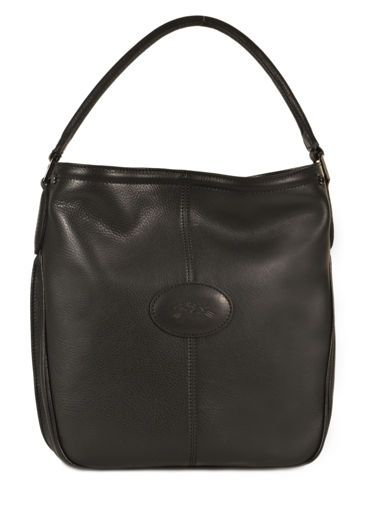 Longchamp Mystery Hobo bag Black