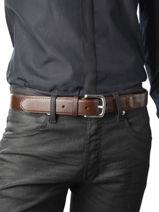 Belt Adjustable Katana Brown atlanta C0015-vue-porte