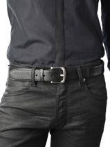 Belt Adjustable Katana Black atlanta C0015-vue-porte