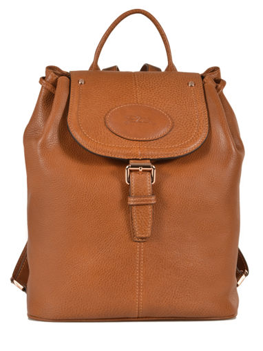 Longchamp Mystery Backpack Brown