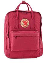 Backpack Kånken 1 Compartment Fjallraven Pink kanken 23510