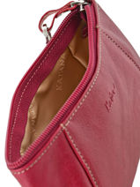 Porte-monnaie Leather Katana Pink vachette gras 853083-vue-porte