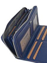 Tout-en-un Leather Katana Blue vachette gras 853128-vue-porte