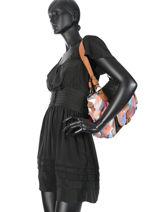 Sac Shopping Merveille Hexagona Noir merveille 514948-vue-porte
