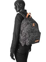 Backpack Aminimal Padded Eastpak Beige pbg aminimal PBGAK620-vue-porte