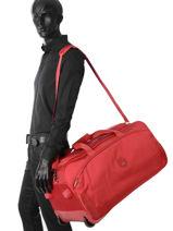 Travel Bag Ulite Classic 2 Delsey Red ulite classic 2 3246240-vue-porte