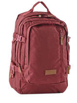 Backpack 3 Compartments Eastpak Red pbg core series PBGK207