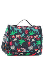 Lunch Bag 1 Compartment Kipling Multicolor back to school 15289