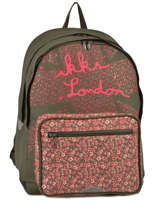 Backpack Ikks Multicolor london 63817