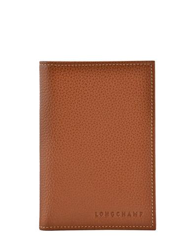 Longchamp Porte billets/cartes Rose