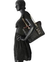 Sac Shopping Darin Guess Noir darin EG668523-vue-porte