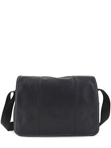Longchamp Cavalier Serviette Noir